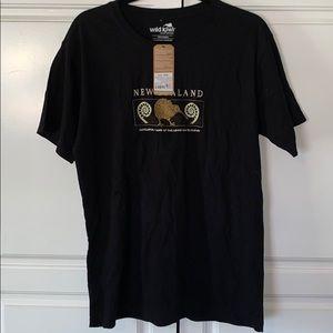 Wild Kiwi New Zealand shirt new!